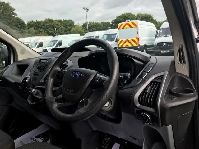 2017 Ford Transit Custom  290 L1 DIESEL FWD 2.0 TDCI 105PS LOW ROOF VAN EURO 6 (BL17BVZ) Image 18