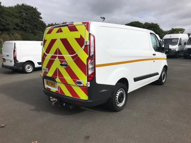 2017 Ford Transit Custom  290 L1 DIESEL FWD 2.0 TDCI 105PS LOW ROOF VAN EURO 6 (BL17BVZ) Image 10