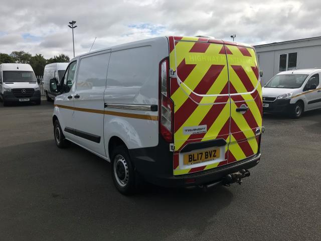 2017 Ford Transit Custom  290 L1 DIESEL FWD 2.0 TDCI 105PS LOW ROOF VAN EURO 6 (BL17BVZ) Image 7