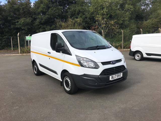2017 Ford Transit Custom  290 L1 DIESEL FWD 2.0 TDCI 105PS LOW ROOF VAN EURO 6 (BL17BVZ)