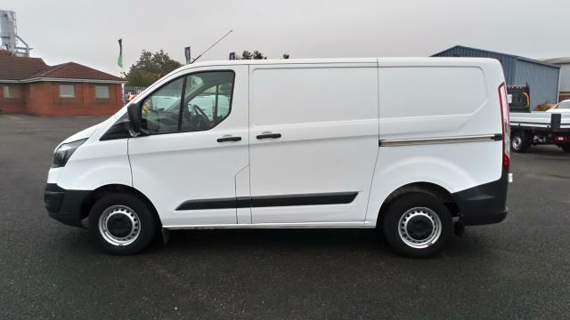 2017 Ford Transit Custom 2.0 Tdci 105Ps Low Roof Van (BL17NLG) Image 4