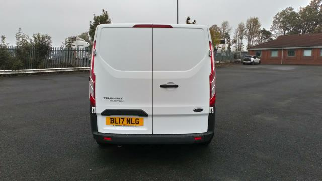 2017 Ford Transit Custom 2.0 Tdci 105Ps Low Roof Van (BL17NLG) Image 6