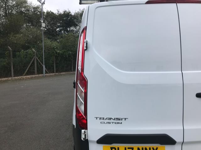 2017 Ford Transit Custom  290 L1 DIESEL FWD 2.0 TDCI 105PS LOW ROOF VAN EURO 6 (BL17NNX) Image 15