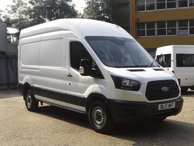 2017 Ford Transit L3 H3 VAN 103PS EURO 6 (BL17WHT)