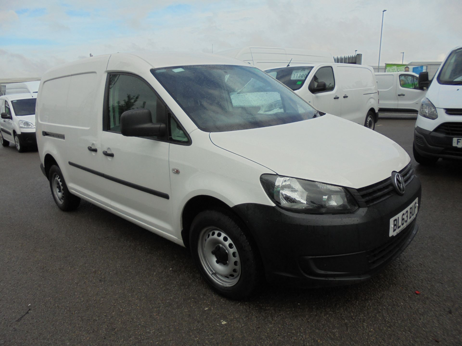 2014 Volkswagen Caddy Maxi 1.6 BLUEMOTION 102PS STARTLINE EURO 5 (BL63BUP)