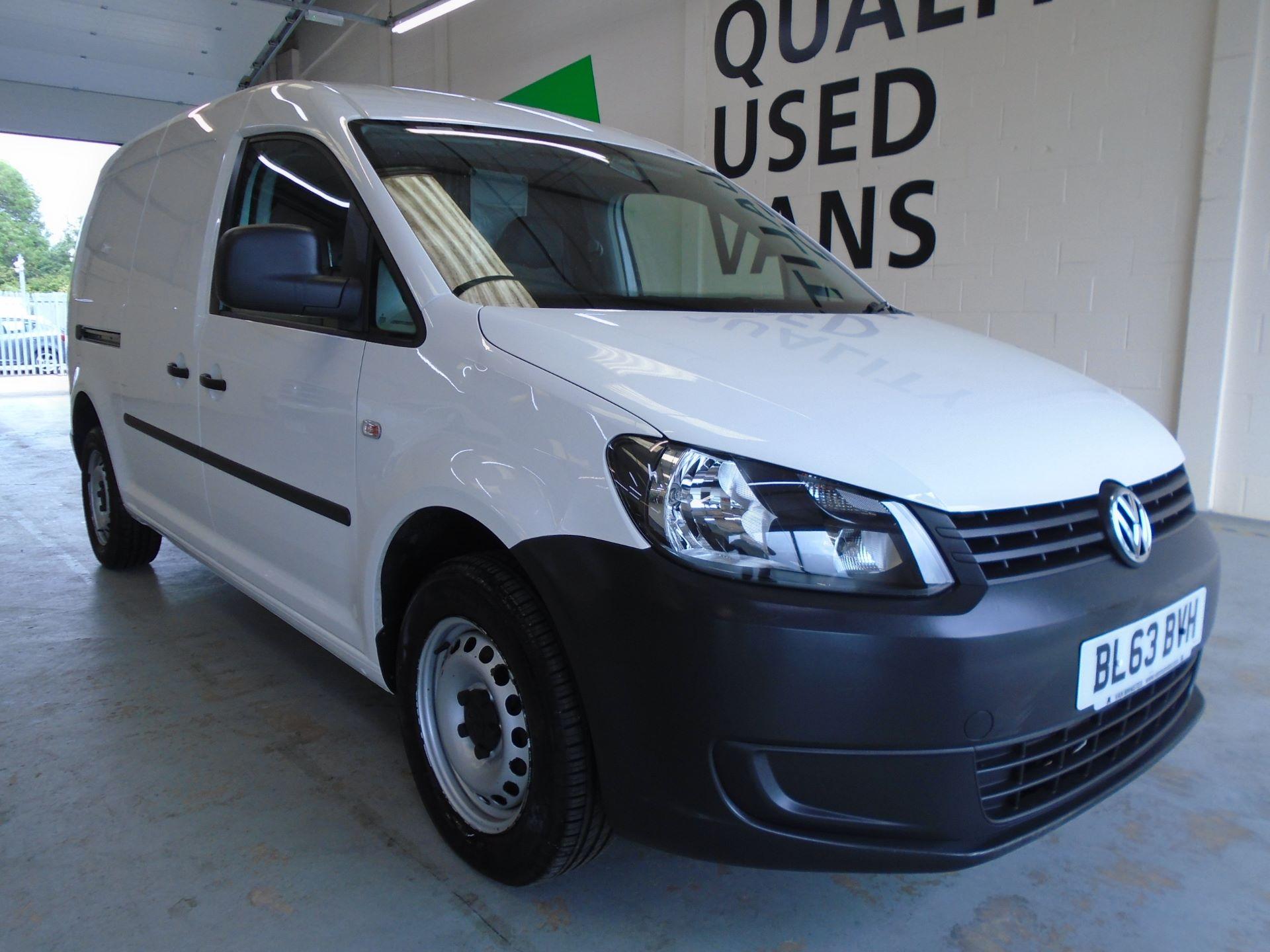 2014 Volkswagen Caddy Maxi 1.6 Tdi Bluemotion Tech 102Ps Startline Van (BL63BVH)