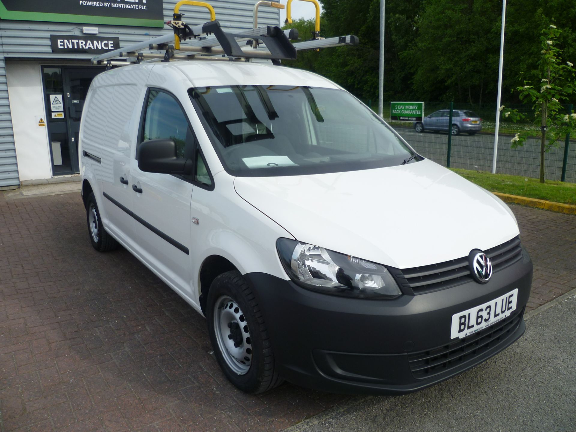 2014 Volkswagen Caddy 1.6 BLUEMOTION 102PS STARTLINE EURO 5 (BL63LUE)