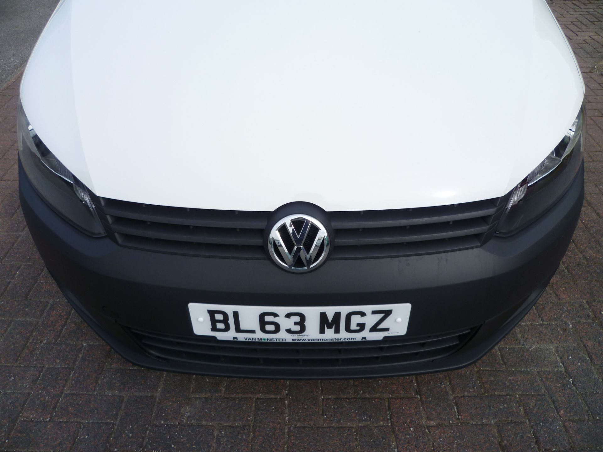 2014 Volkswagen Caddy 1.6 BLUEMOTION 102PS STARTLINE EURO 5 (BL63MGZ) Thumbnail 14
