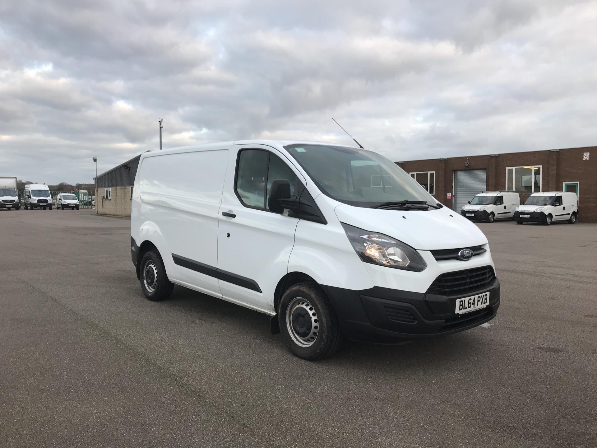 2015 Ford Transit Custom 290 L1 DIESEL FWD 2.2 TDCI 100PS LOW ROOF VAN EURO 5 (BL64PXB)