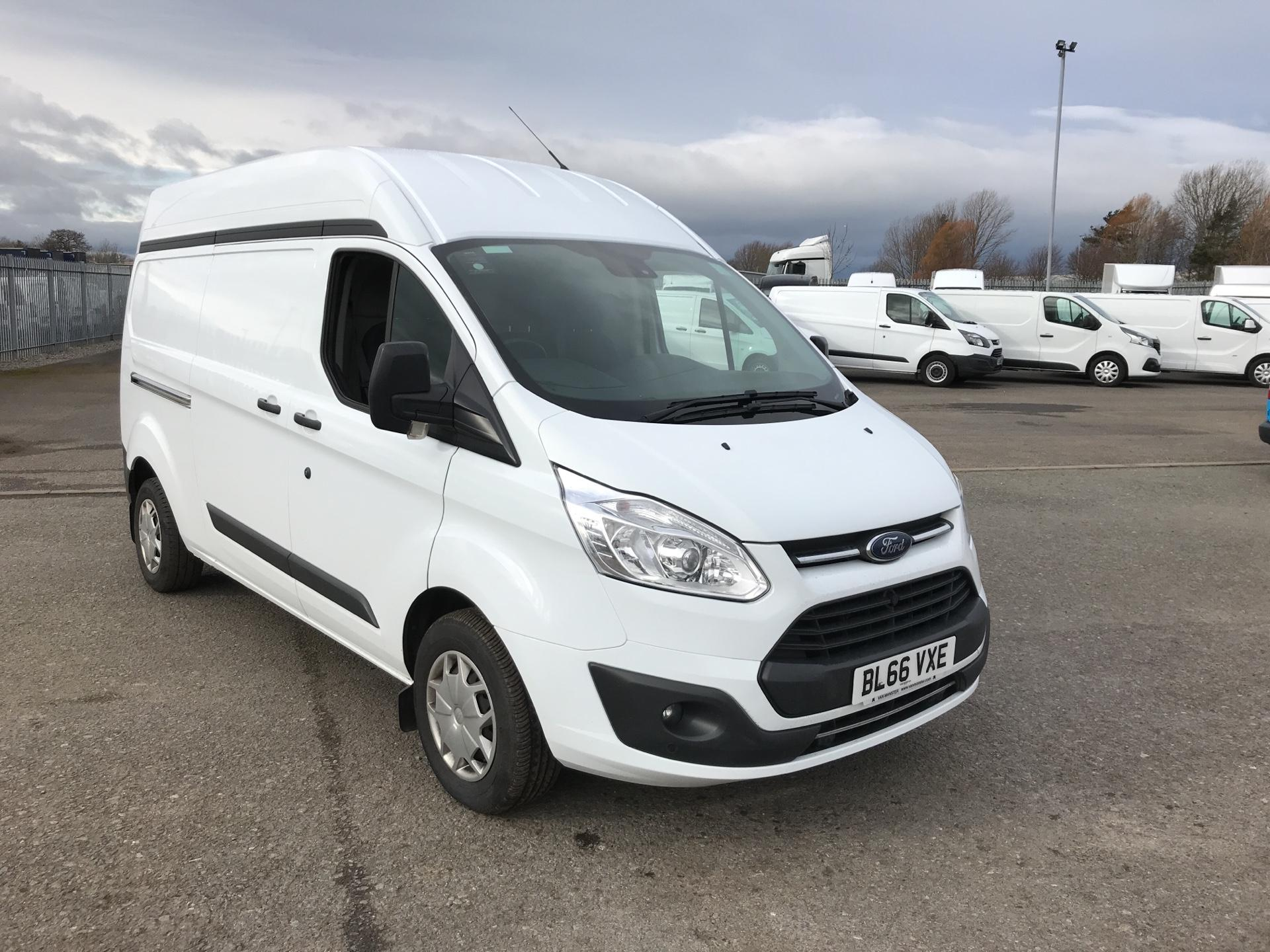 2016 Ford Transit Custom 2.0 TDCI 130PS HIGH ROOD TREND EURO 6 (BL66VXE)