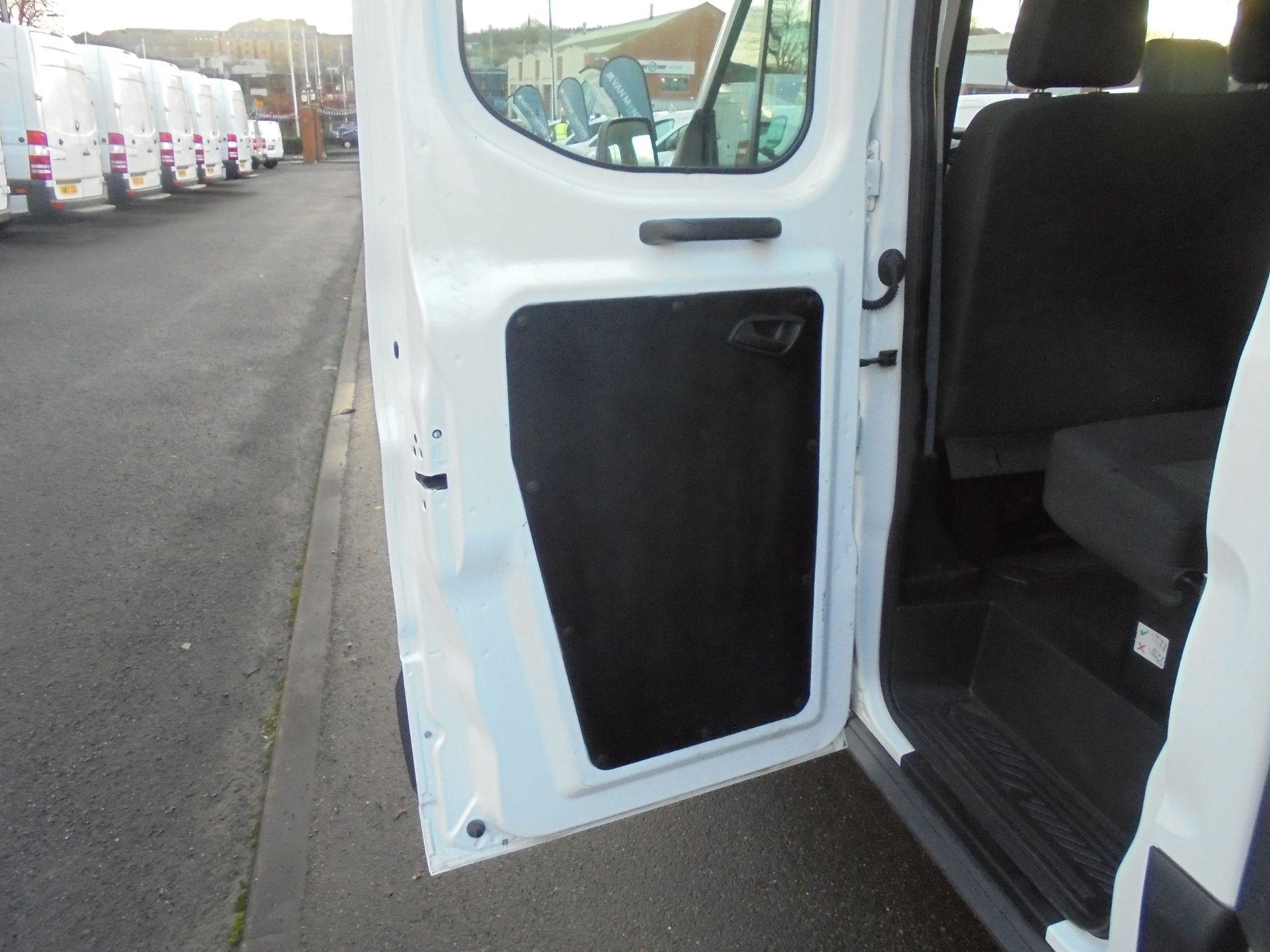 2017 Ford Transit T350 DOUBLE CAB TIPPER 130PS EURO 5 (BL67PYW) Image 24