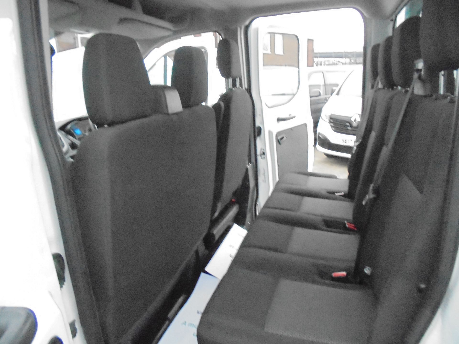 2017 Ford Transit 350 L3 DOUBLE CAB TIPPER 130PS EURO 5 (BL67PYZ) Image 22