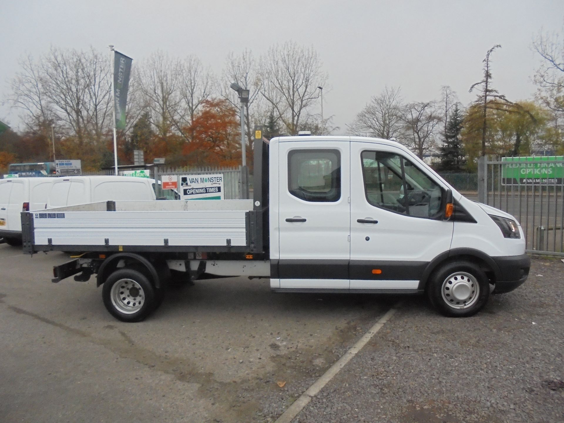 2017 Ford Transit 350 L3 DOUBLE CAB TIPPER 130PS EURO 5 (BL67PYZ) Image 2