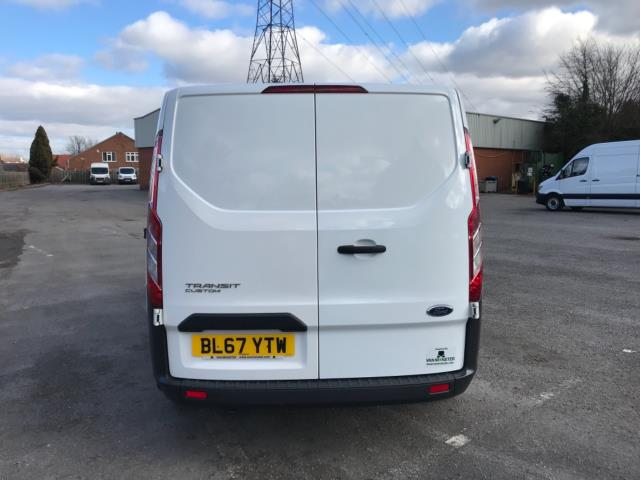 2018 Ford Transit Custom 2.0 Tdci 105Ps Low Roof Van Euro 6 (BL67YTW) Image 6