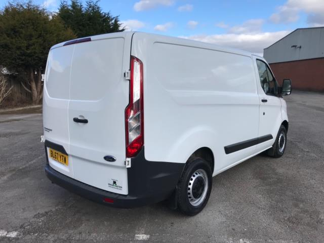 2018 Ford Transit Custom 2.0 Tdci 105Ps Low Roof Van Euro 6 (BL67YTW) Image 7