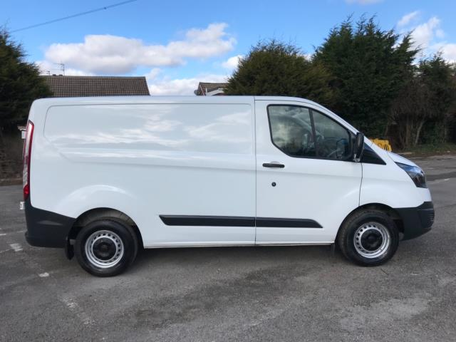 2018 Ford Transit Custom 2.0 Tdci 105Ps Low Roof Van Euro 6 (BL67YTW) Image 8