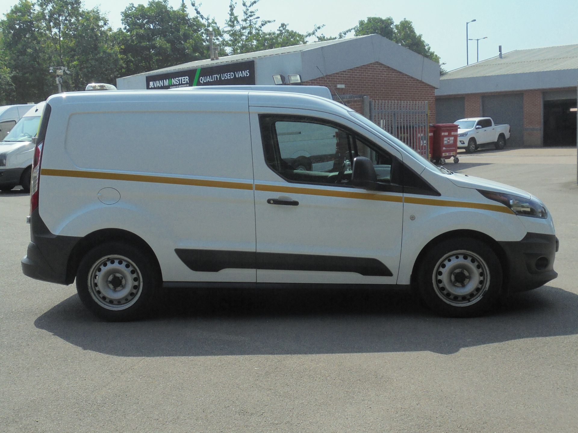 2018 Ford Transit Connect 1.5 Tdci 75Ps Van (BL67YXD) Image 11