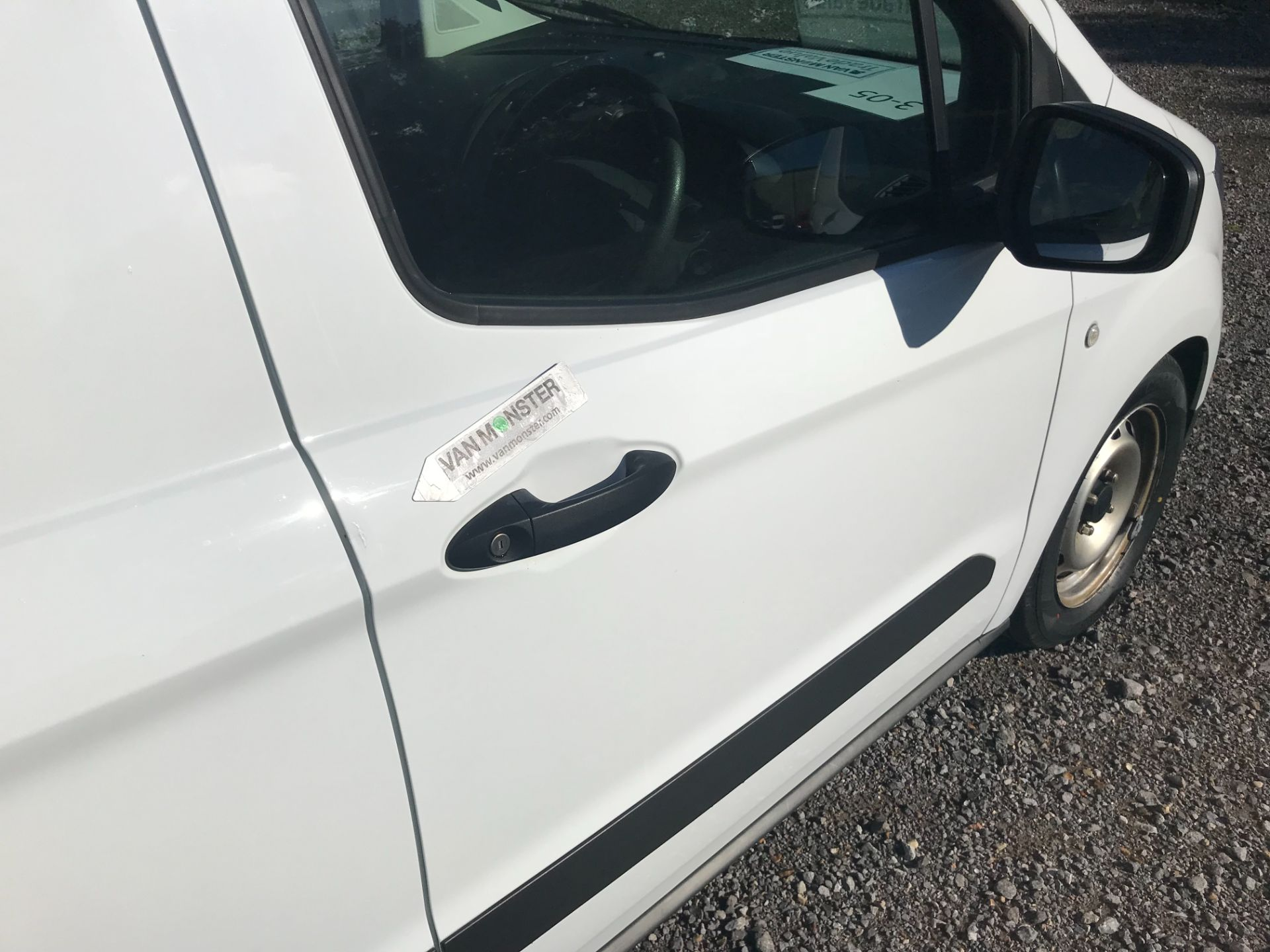 2019 Ford Transit Courier 1.5 Tdci Van Euro 6 (BL69RJZ) Image 33