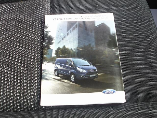 2017 Ford Transit Custom  290 L1 DIESEL FWD 2.0 TDCI 105PS LOW ROOF VAN EURO 6 (BM17HGE) Image 36