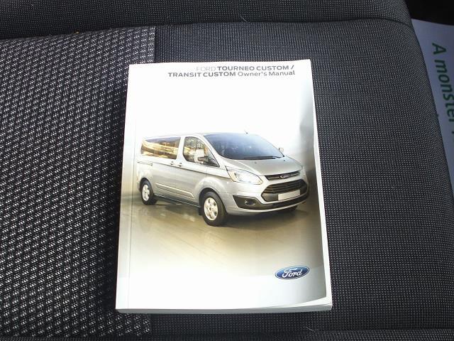 2017 Ford Transit Custom  290 L1 DIESEL FWD 2.0 TDCI 105PS LOW ROOF VAN EURO 6 (BM17HGE) Image 34