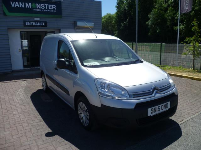 2015 Citroen Berlingo  L1 DIESEL 1.6 HDI 625KG ENTERPRISE 75PS EURO 4/5 (BN15OND)
