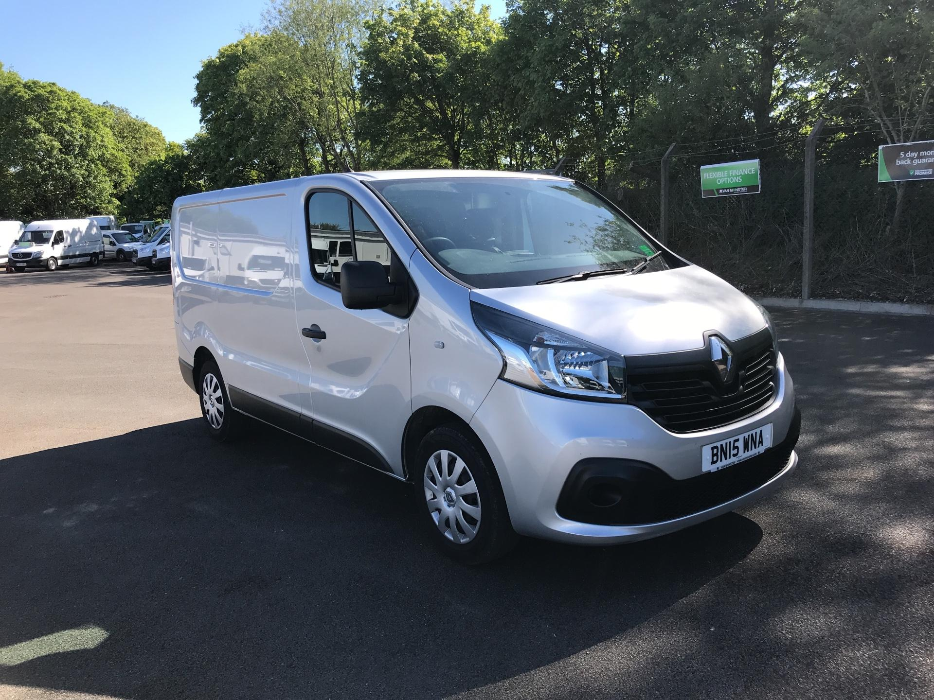 2015 Renault Trafic Sl27dci 115PS Business+ Van (BN15WNA)