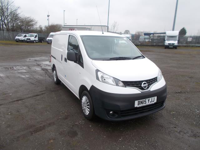 2015 Nissan Nv200 1.5 Dci Acenta Van (BN15YJJ)