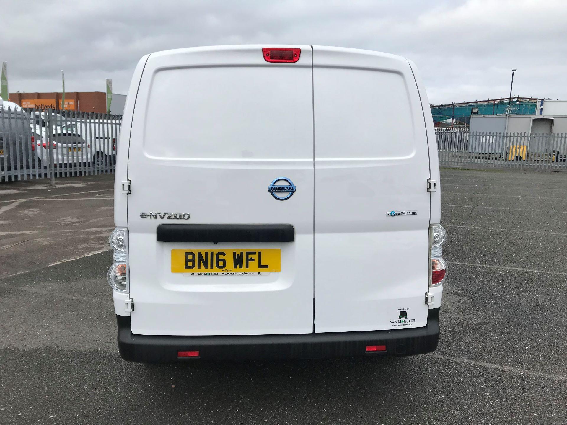 2016 Nissan E-Nv200 Acenta Rapid Plus Van Auto Euro 6 (BN16WFL) Image 6