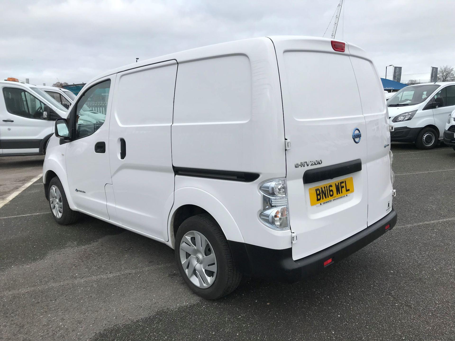 2016 Nissan E-Nv200 Acenta Rapid Plus Van Auto Euro 6 (BN16WFL) Image 5