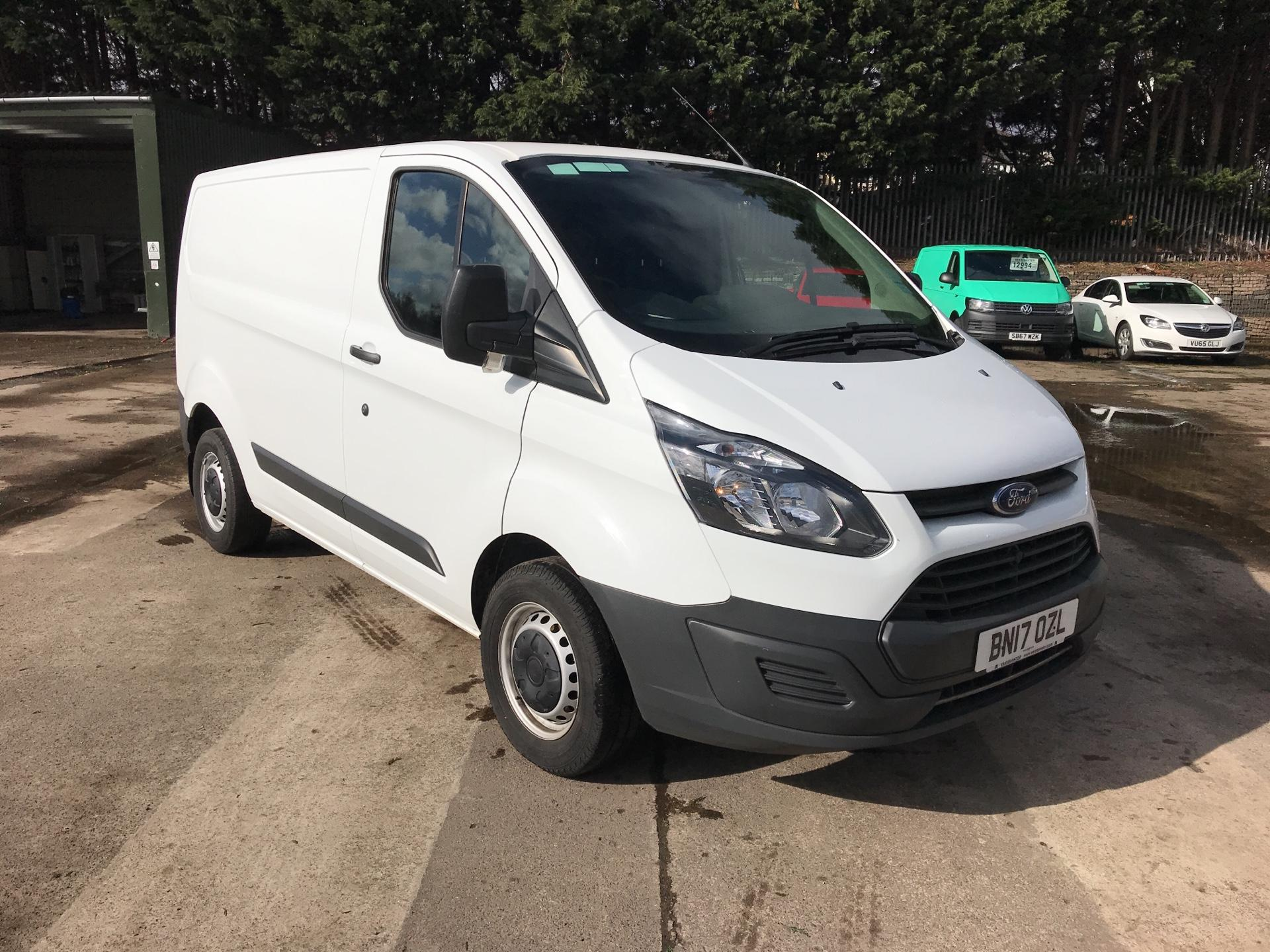 2017 Ford Transit Custom 290 L1 DIESEL FWD 2.0 TDCI 105PS LOW ROOF VAN EURO 6 (BN17OZL)
