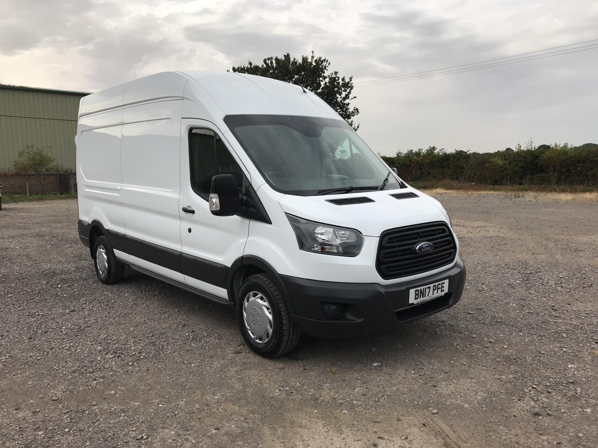 2017 Ford Transit L3 H3 VAN 130PS EURO 6 (BN17PFE)