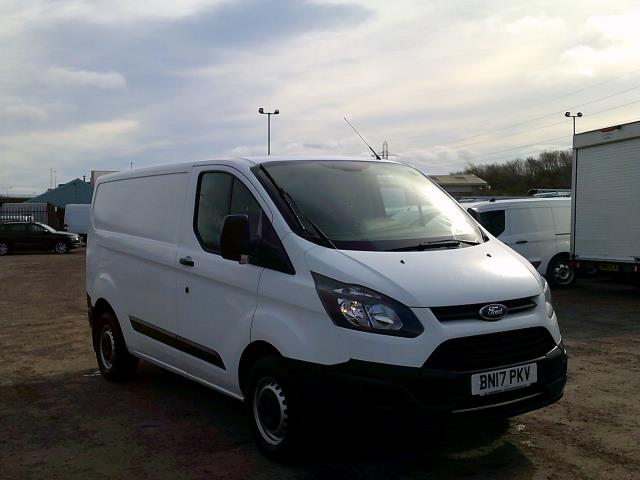 2017 Ford Transit Custom 290 L1 DIESEL FWD 2.0 TDCI 105PS LOW ROOF VAN EURO 6 (BN17PKV)