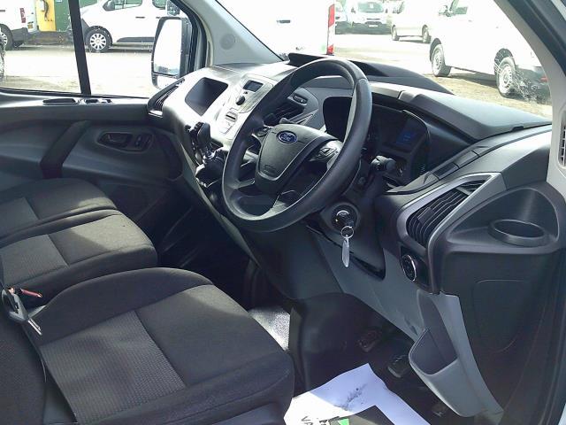 2017 Ford Transit Custom 290 L1 DIESEL FWD 2.0 TDCI 105PS LOW ROOF VAN EURO 6 (BN17PKV) Image 14