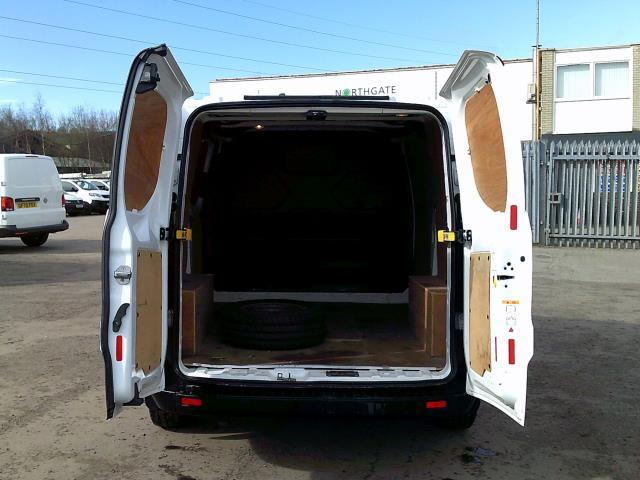 2017 Ford Transit Custom 290 L1 DIESEL FWD 2.0 TDCI 105PS LOW ROOF VAN EURO 6 (BN17PKV) Image 10