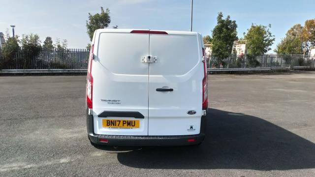 2017 Ford Transit Custom 2.0 Tdci 105Ps Low Roof Van (BN17PMU) Image 6