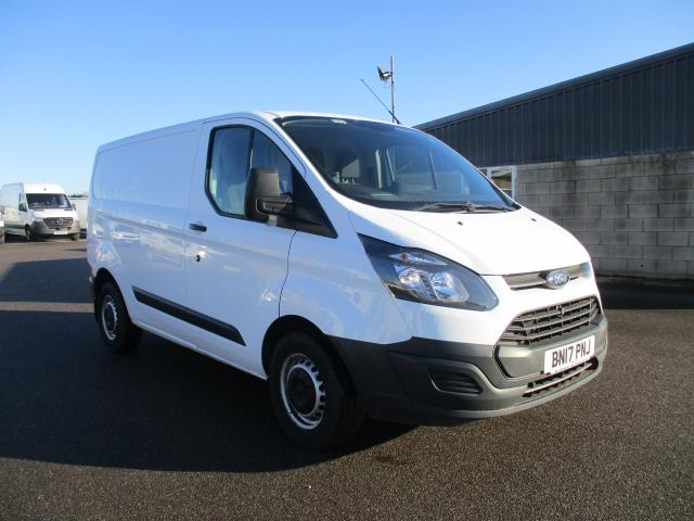 2017 Ford Transit Custom 290 L1 DIESEL FWD 2.0 TDCI 105PS LOW ROOF VAN EURO 6 (BN17PNJ)
