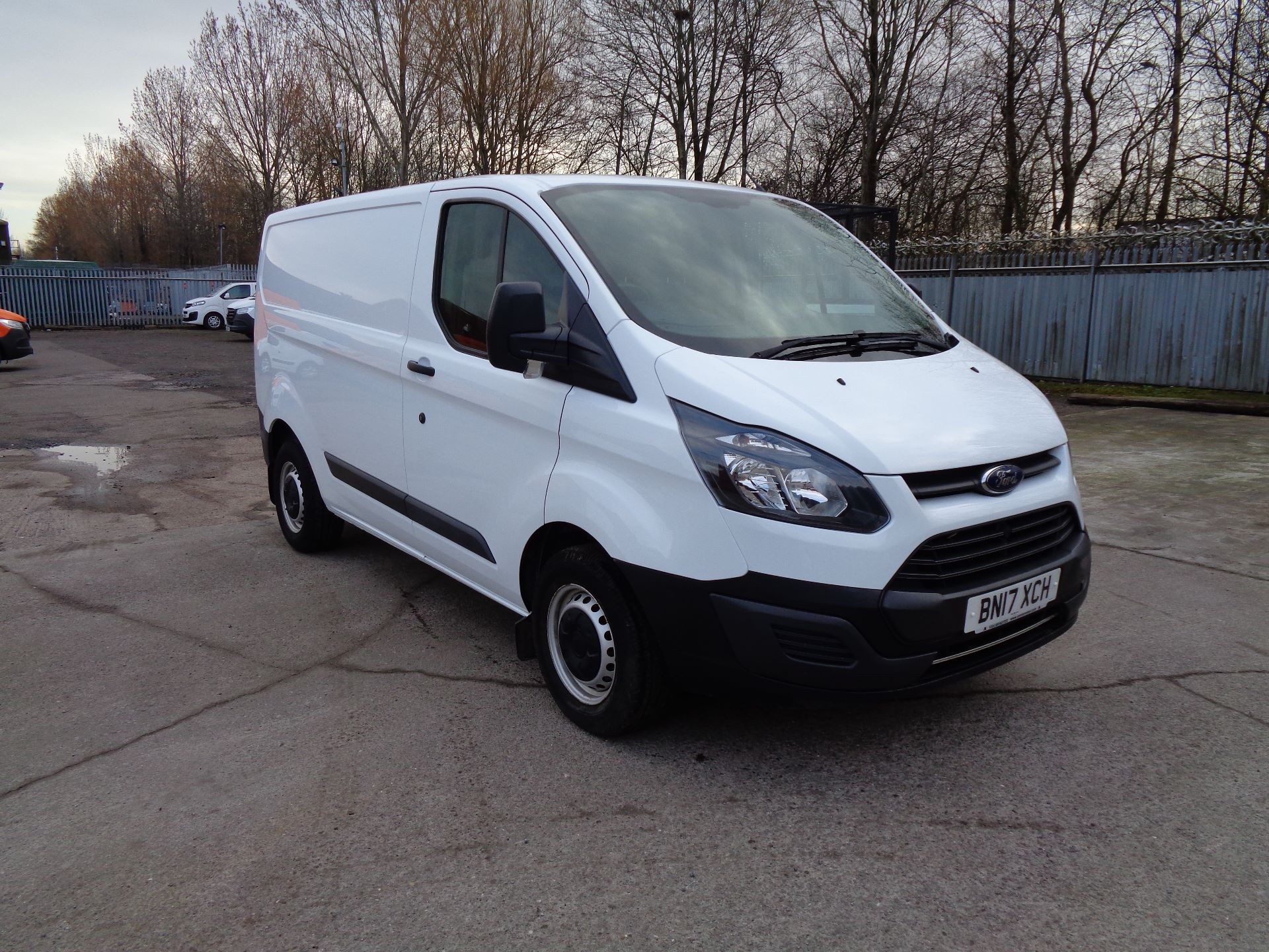2017 Ford Transit Custom  290 L1 DIESEL FWD 2.0 TDCI 105PS LOW ROOF VAN EURO 6 (BN17XCH)