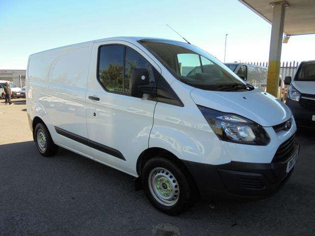 2017 Ford Transit Custom  290 L1 DIESEL FWD 2.0 TDCI 105PS LOW ROOF VAN EURO 6 (BN17XDW)
