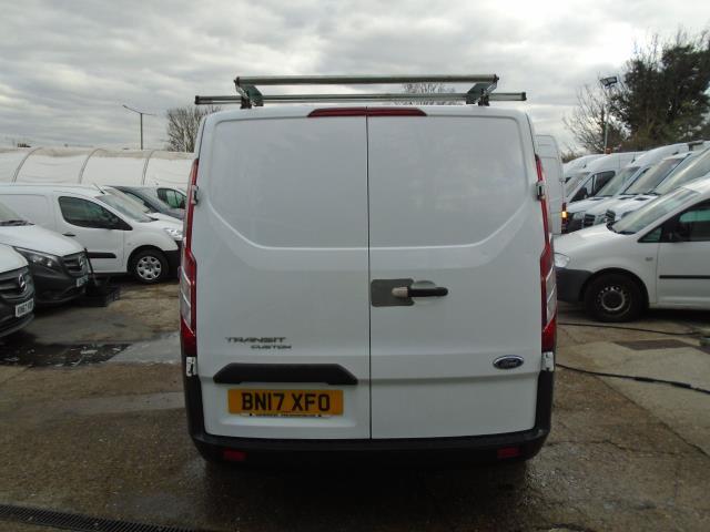 2017 Ford Transit Custom 2.0 Tdci 105Ps Low Roof Van (BN17XFO) Image 5