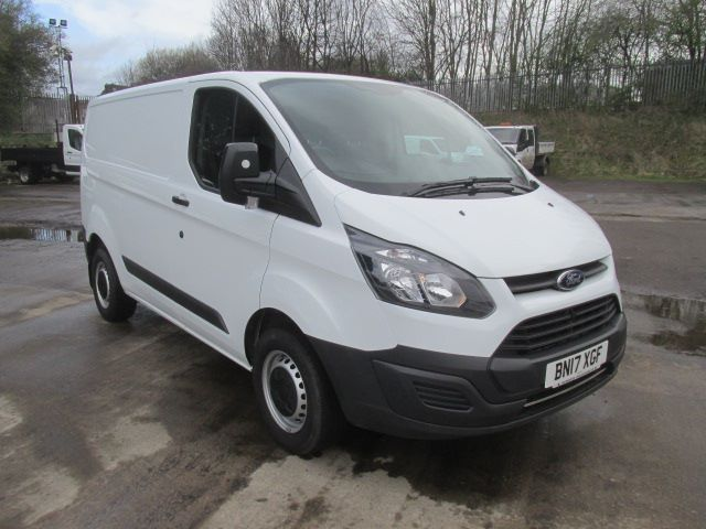 2017 Ford Transit Custom 290 L1 DIESEL FWD 2.0 TDCI 105PS LOW ROOF EURO 6 (BN17XGF)