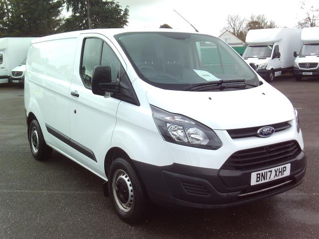 2017 Ford Transit Custom  290 L1 DIESEL FWD 2.0TDCI 105PS LOW ROOF VAN EURO 6 (BN17XHP)