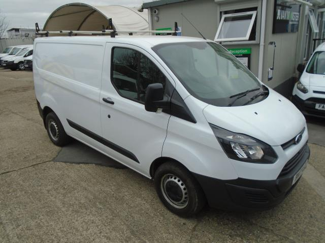2017 Ford Transit Custom 2.0 Tdci 105Ps Low Roof Van (BN17XJZ)
