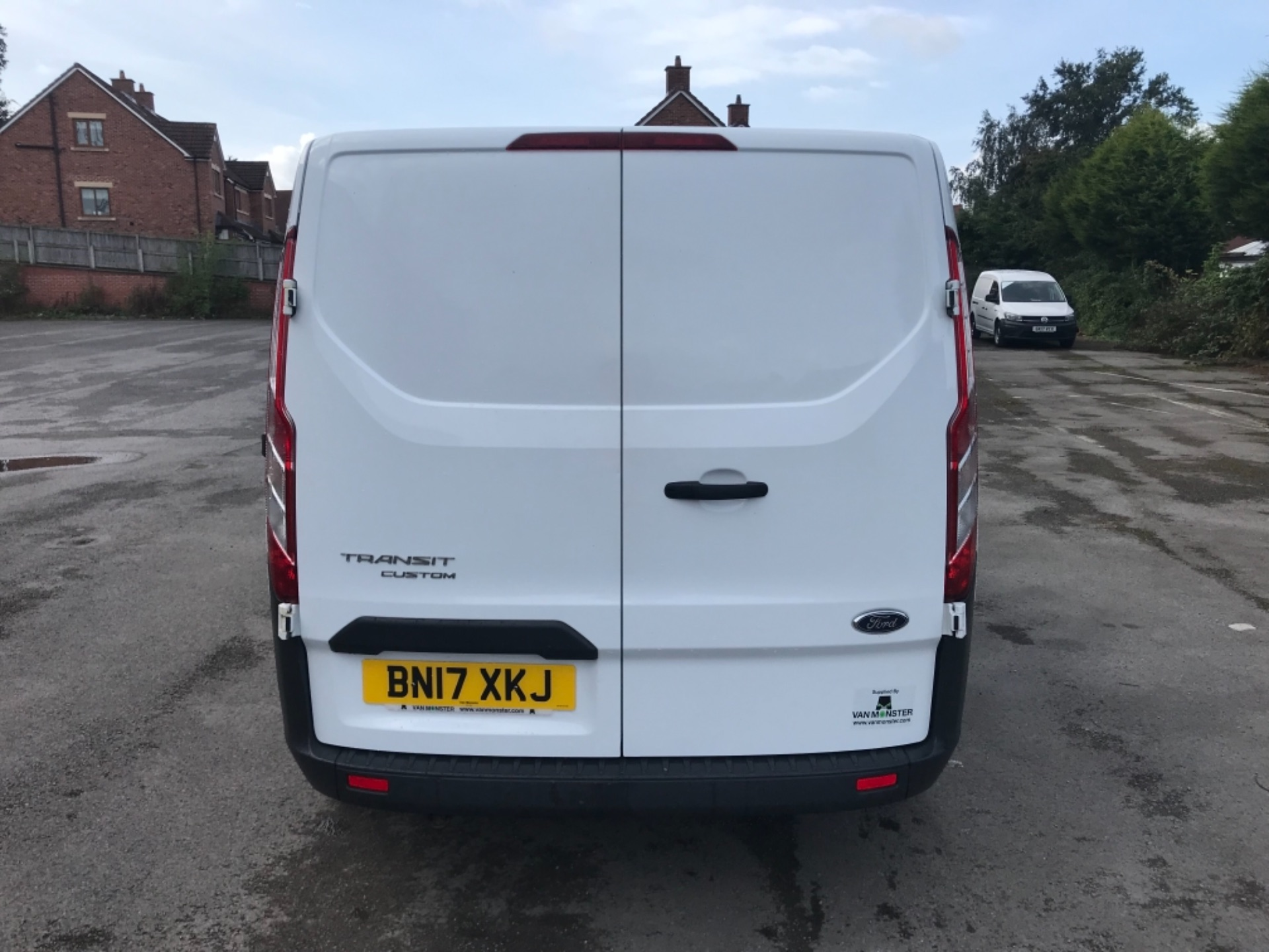 2017 Ford Transit Custom 2.0 Tdci 105Ps Low Roof Van Euro 6 (BN17XKJ) Image 6