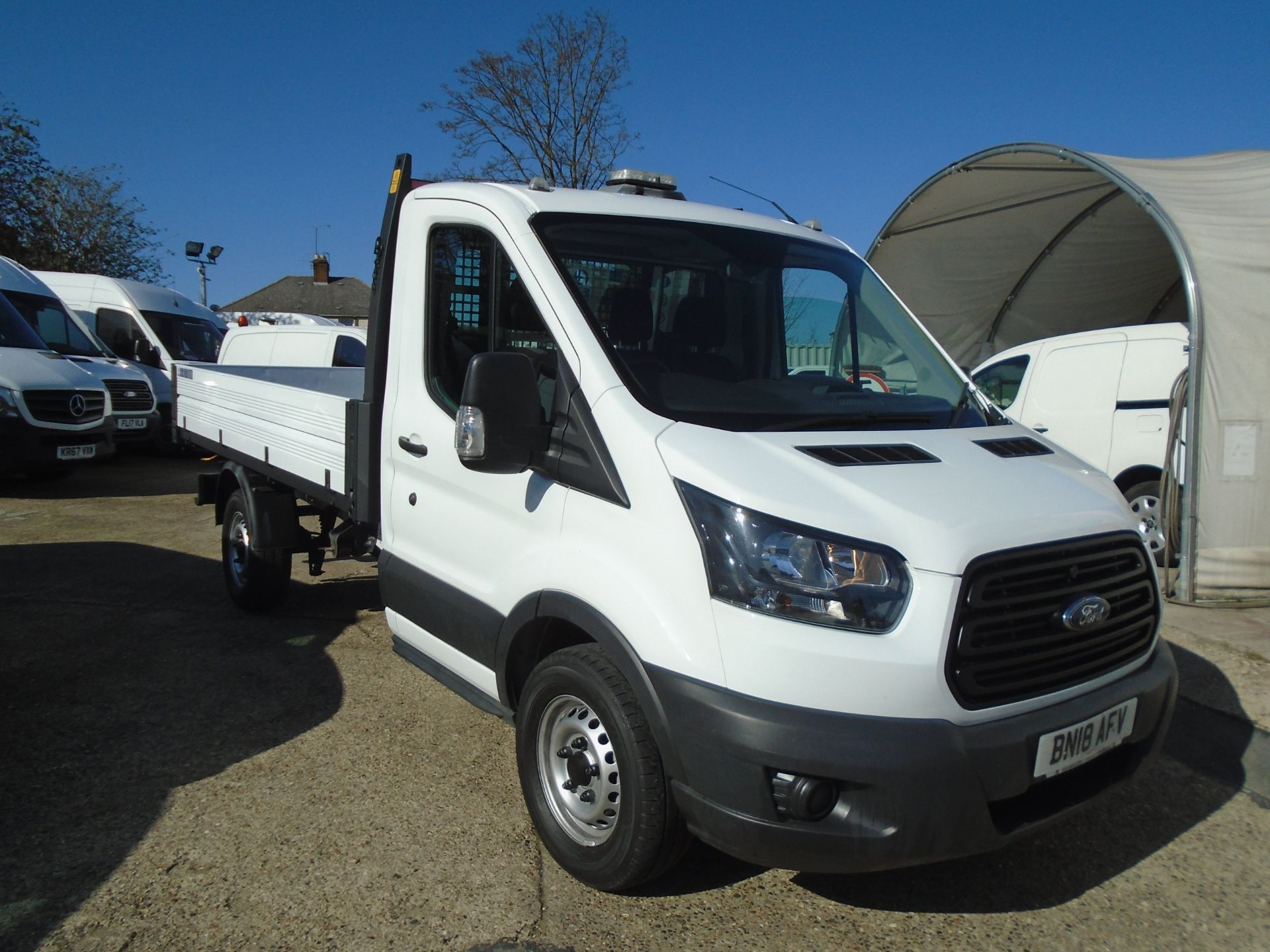 2018 Ford Transit 2.0 Tdci 130Ps 'One Stop' Tipper [1 Way] (BN18AFV)