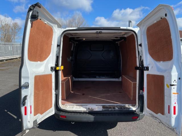 2018 Ford Transit Custom 2.0 Tdci 105Ps Low Roof Van (BN18NKG) Image 12