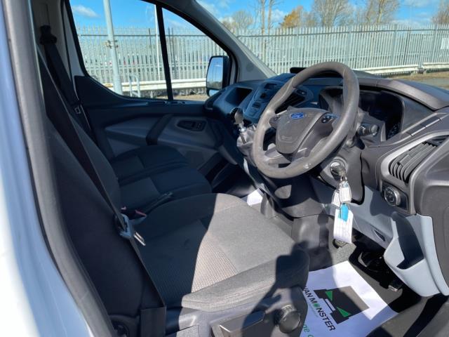 2018 Ford Transit Custom 2.0 Tdci 105Ps Low Roof Van (BN18NKG) Image 13