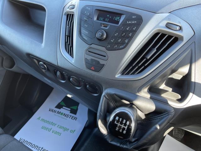2018 Ford Transit Custom 2.0 Tdci 105Ps Low Roof Van (BN18NKG) Image 16
