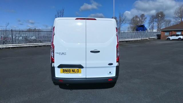 2018 Ford Transit Custom 2.0 Tdci 105Ps Low Roof Van (BN18NLO) Image 6