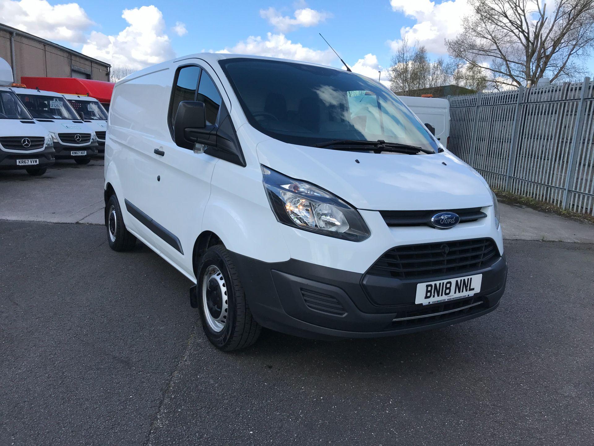 2018 Ford Transit Custom  290 L1 2.0TDCI 105PS LOW ROOF EURO 6 (BN18NNL)