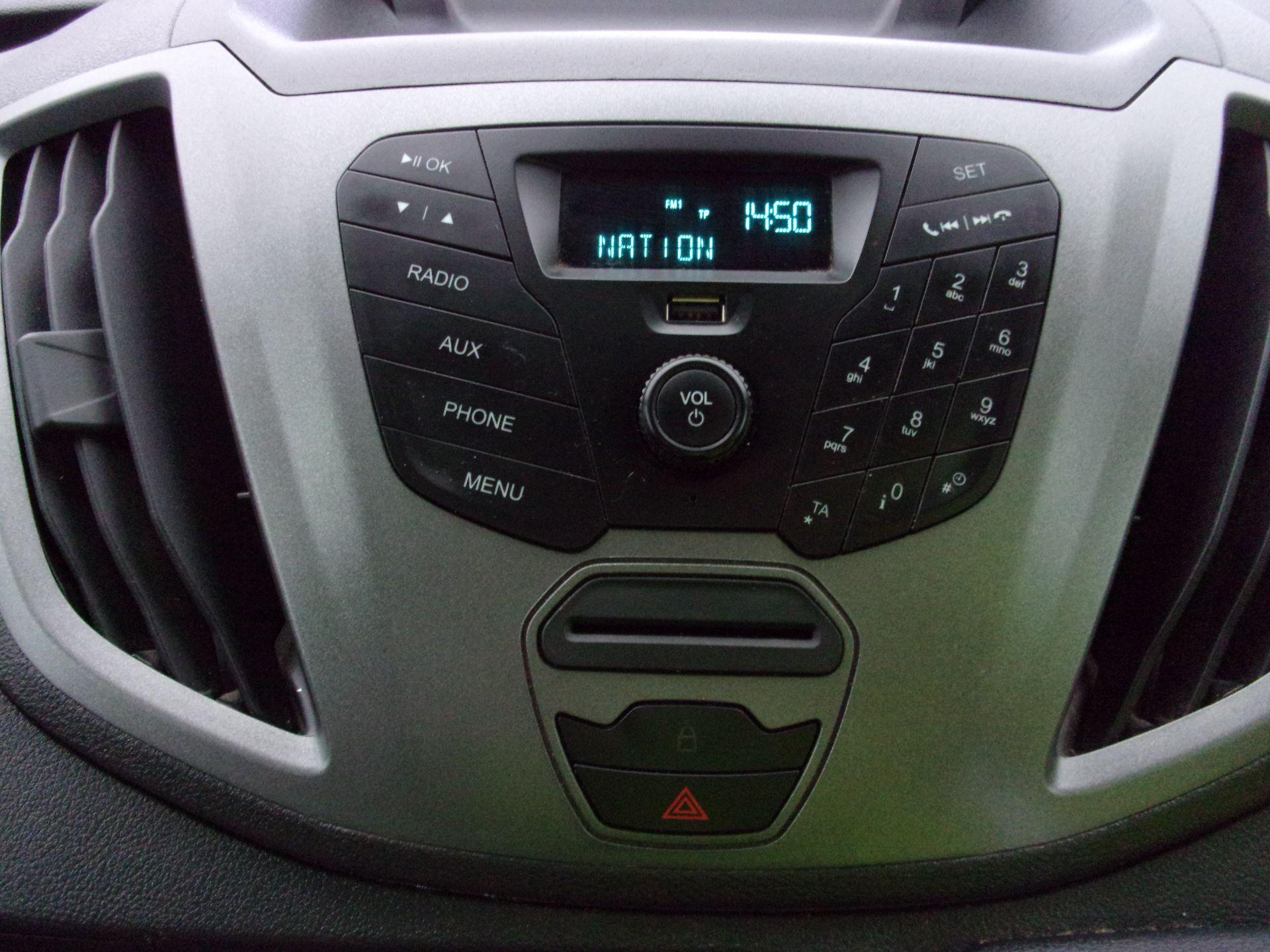 2018 Ford Transit 350 L2 DIESEL RWD 2.0 TDCI 130PS TIPPER EURO 6 (BN18NNT) Image 3